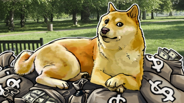 Dogecoin price analysis - The best coin for day trade or