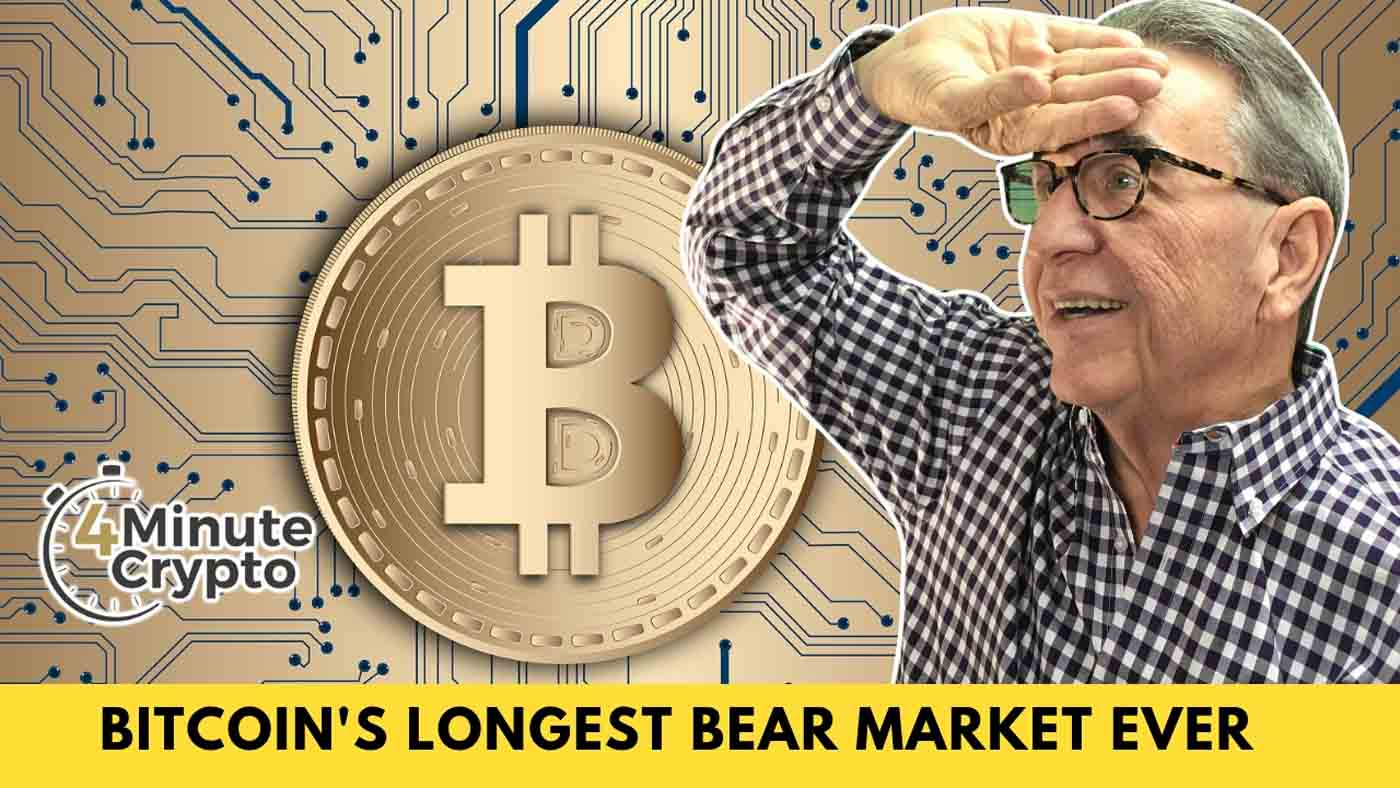 Bitcoin Will Soon Break Record for its Longest Correction Ever.
