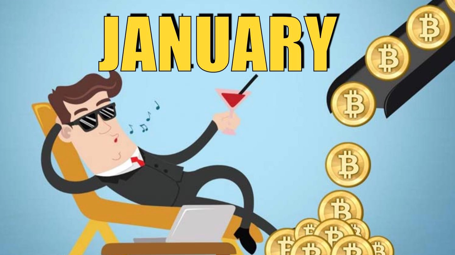 My Crypto Earnings This Month (January)