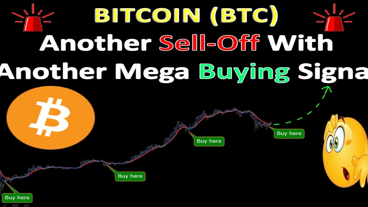 BITCOIN (BTC) Another Sell-Off With Another Mega Buying Signal