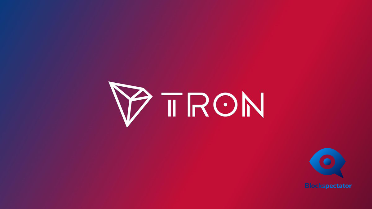 Tron Offices Raided In China: Team Releases Official Response