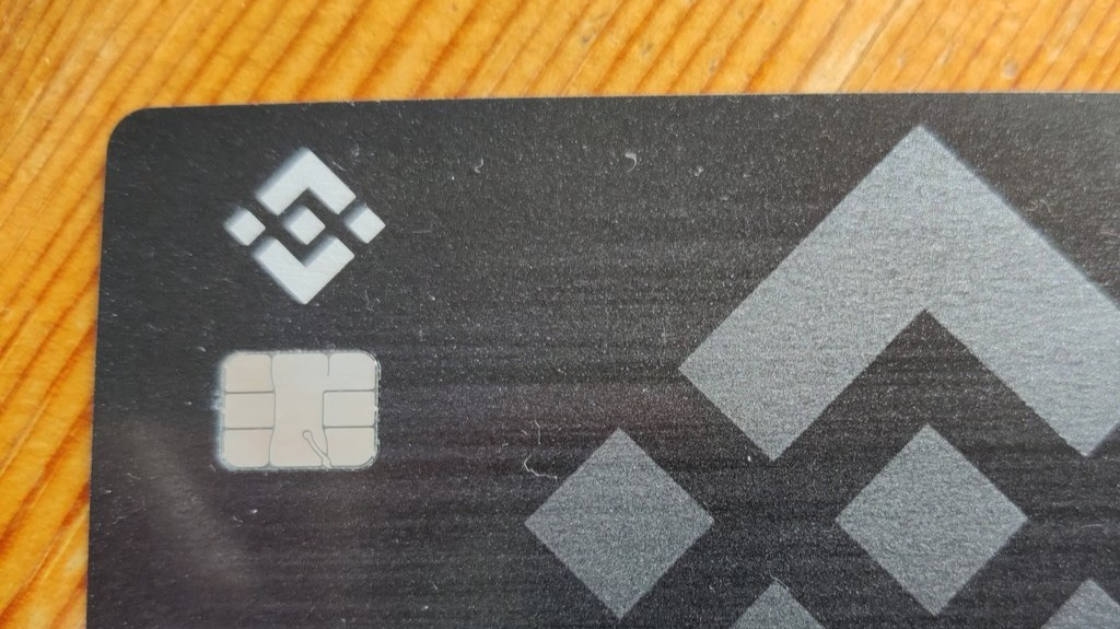 Binance VISA Debit card: First Impressions