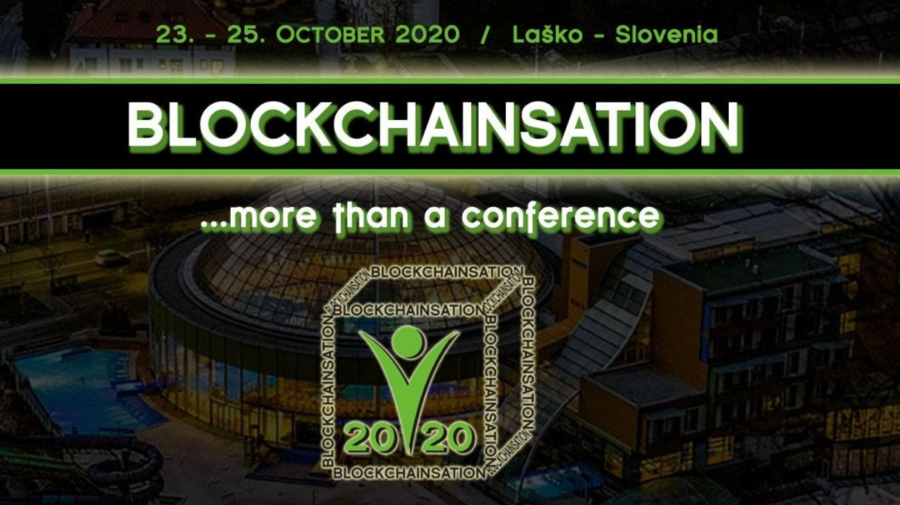 BLOCKCHAINSATION 2020 – more than a conference