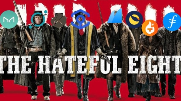 The Hateful Eight: KLAY, ANKR, MKR, BTMX, TFUEL, FIL, LUNA, ICX – Biggest Losers from April 2nd to April 9th