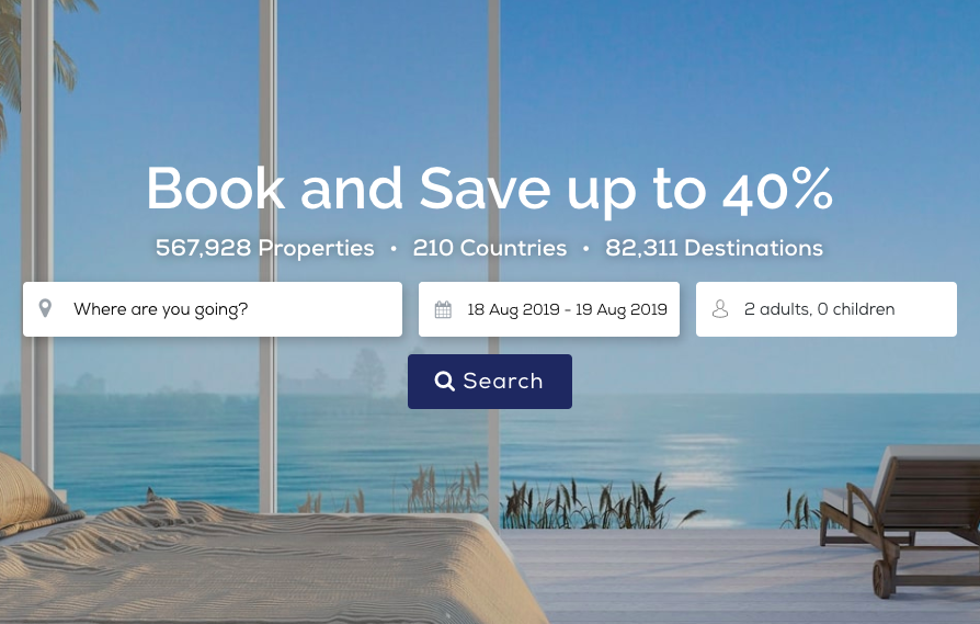 Travala - Save on your travels and earn cash back in cryptocurrencies
