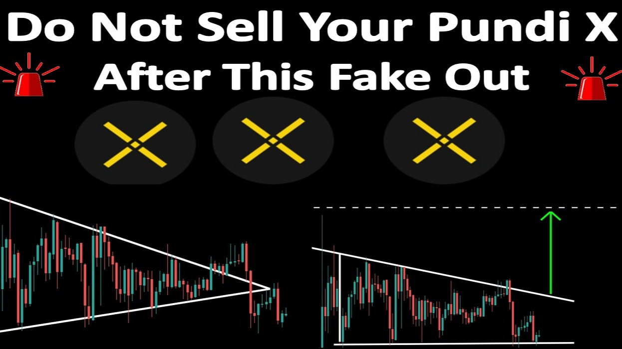 Do Not Sell Your Pundi X After This Fake Out