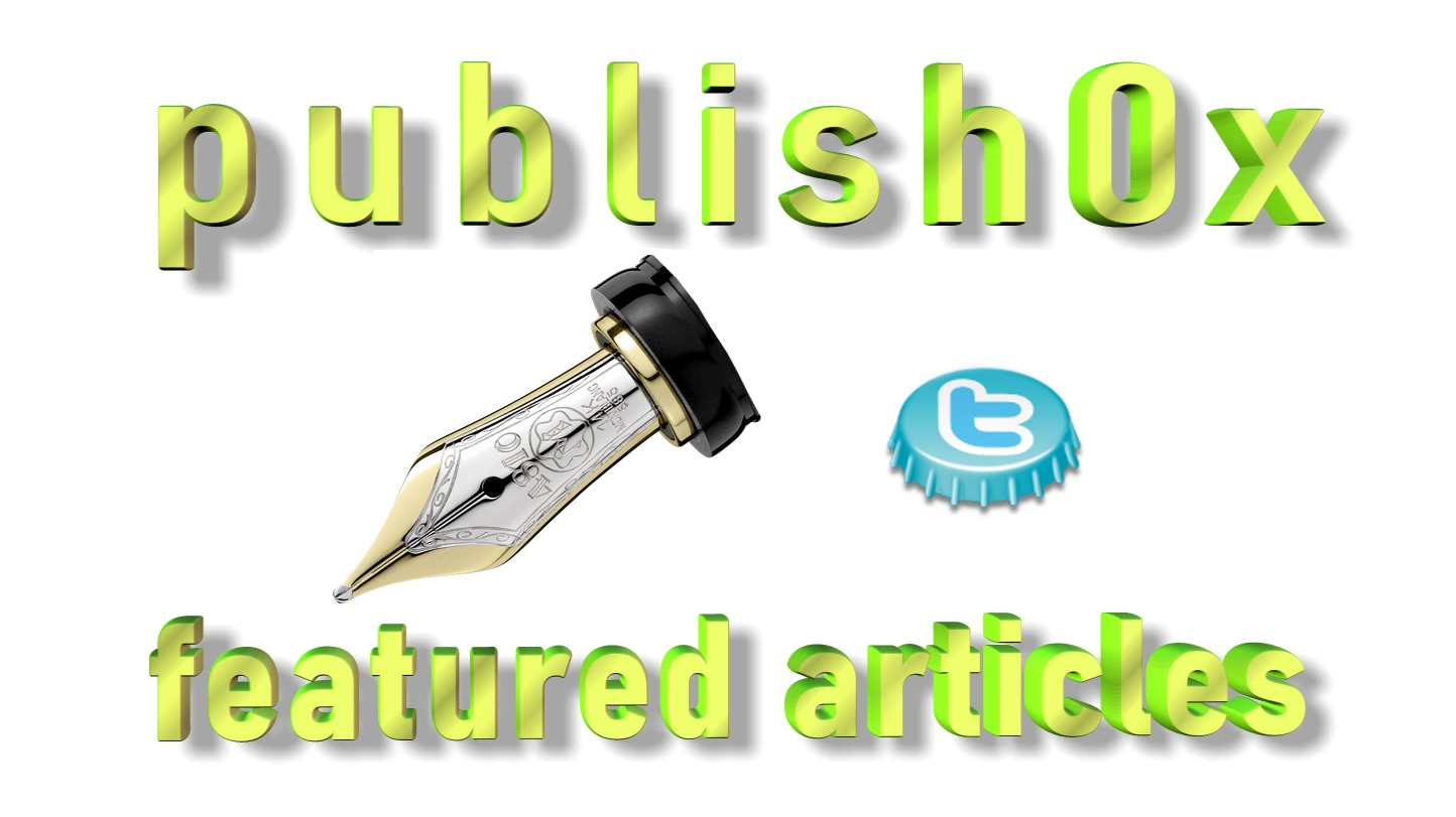 Publish0x Featured Articles Shared Daily To Twitter