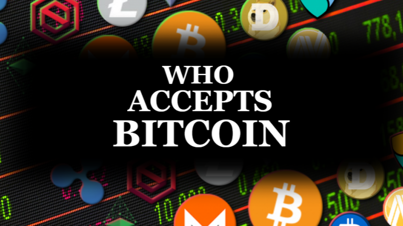 39 Big Companies Who accept Bitcoin as payment