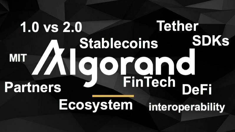 Algorand - platform for DeFi
