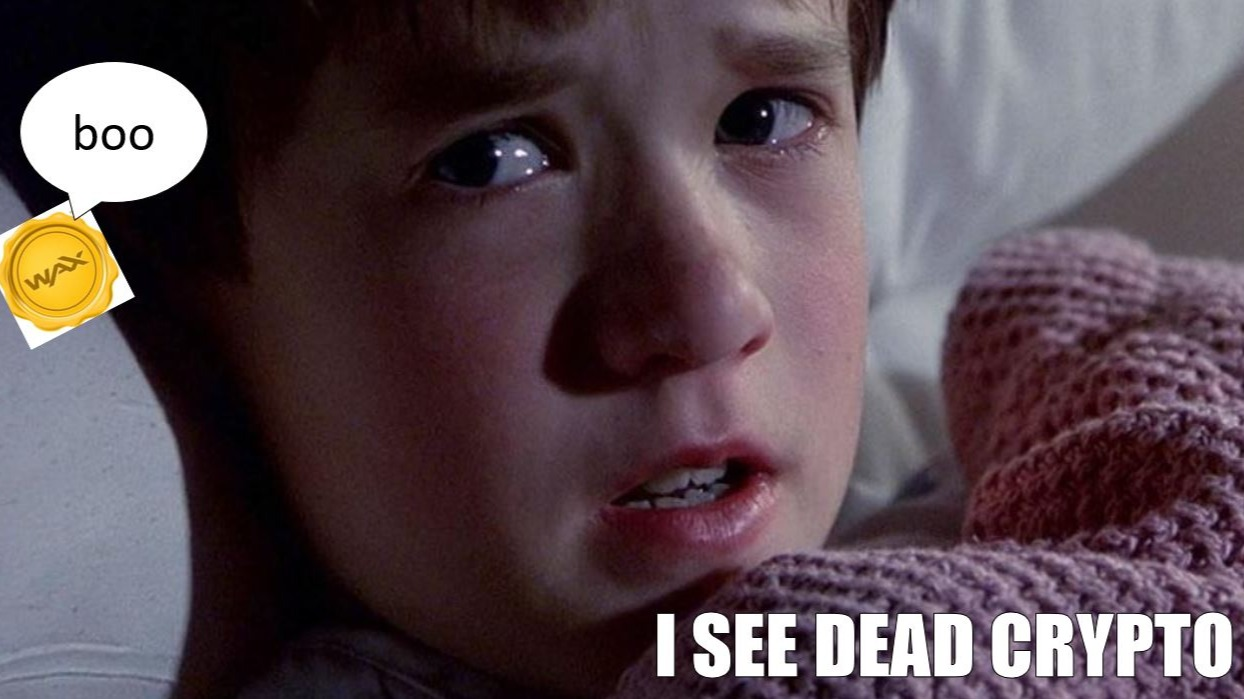 Image from The Sixth Sense, meme by PopPopPrego