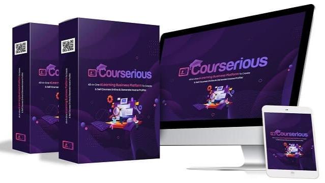 Courserious Review – $5000 Bonuses, 15% Discount, OTO Details