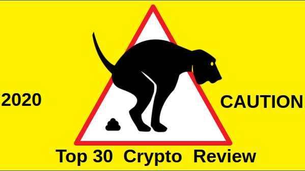 """Top 30 """"2020"""" Shaker and Mover Review with Potential Top 30 Shitcoin insights"""