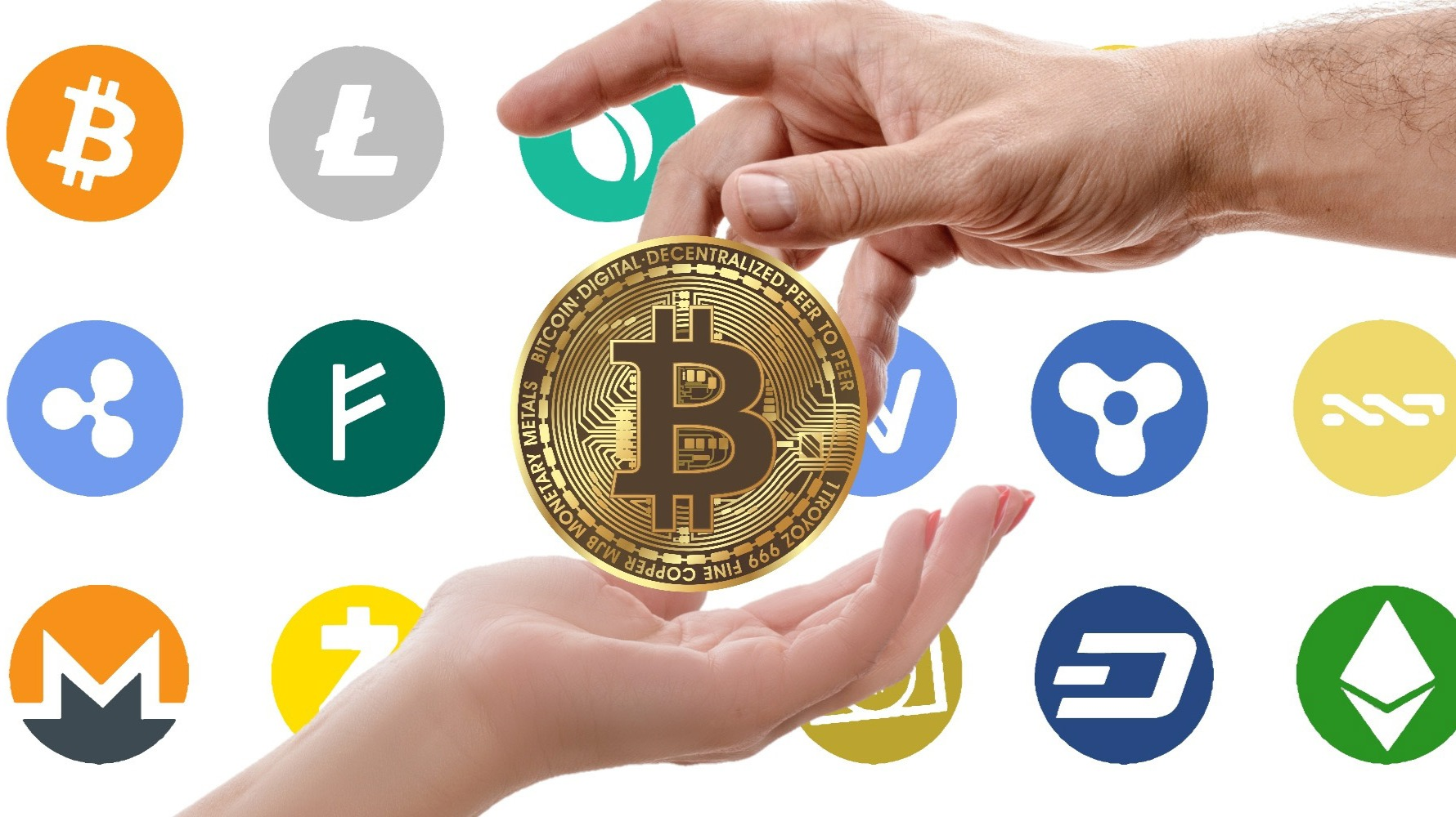Top 3 Crypto you can invested in 2021 and beyond