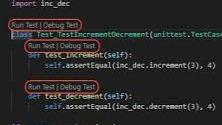 Unit Test Example from code.visualstudio.com