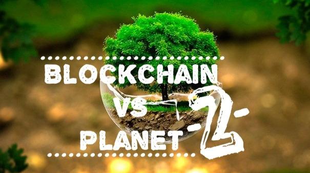 Blockchain vs Planet 2