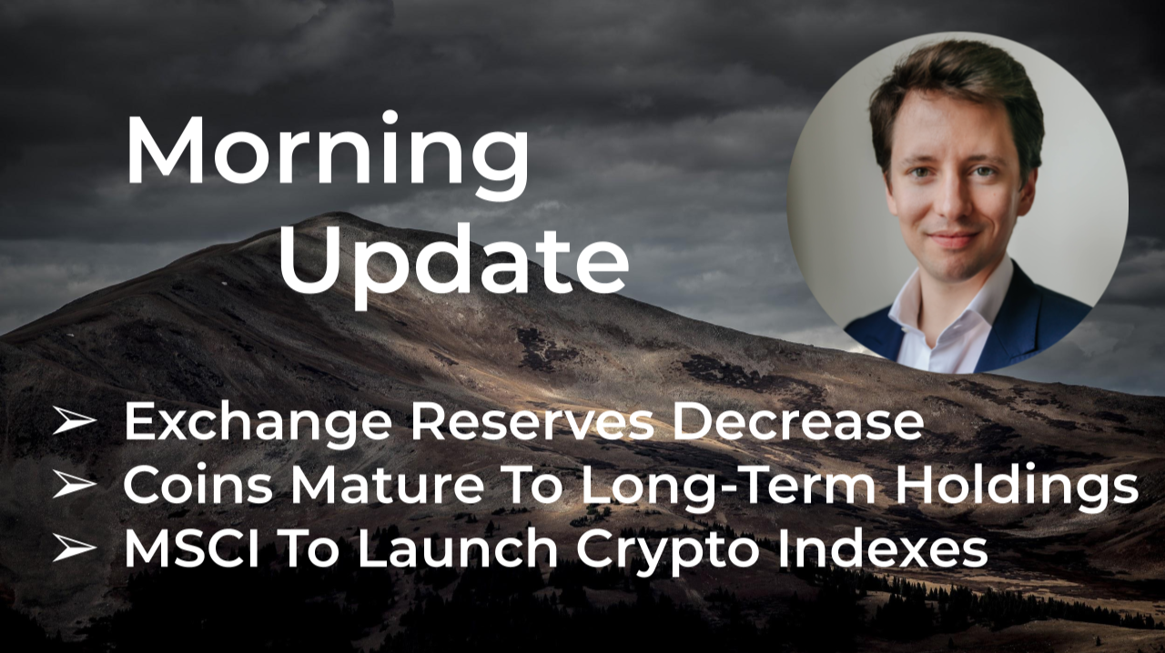 Morning Update—June 18th—Macro and Crypto Markets