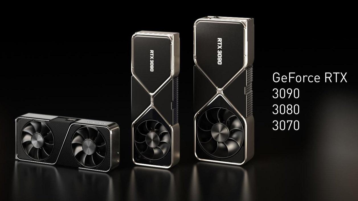 GeForce 30 Series GFX