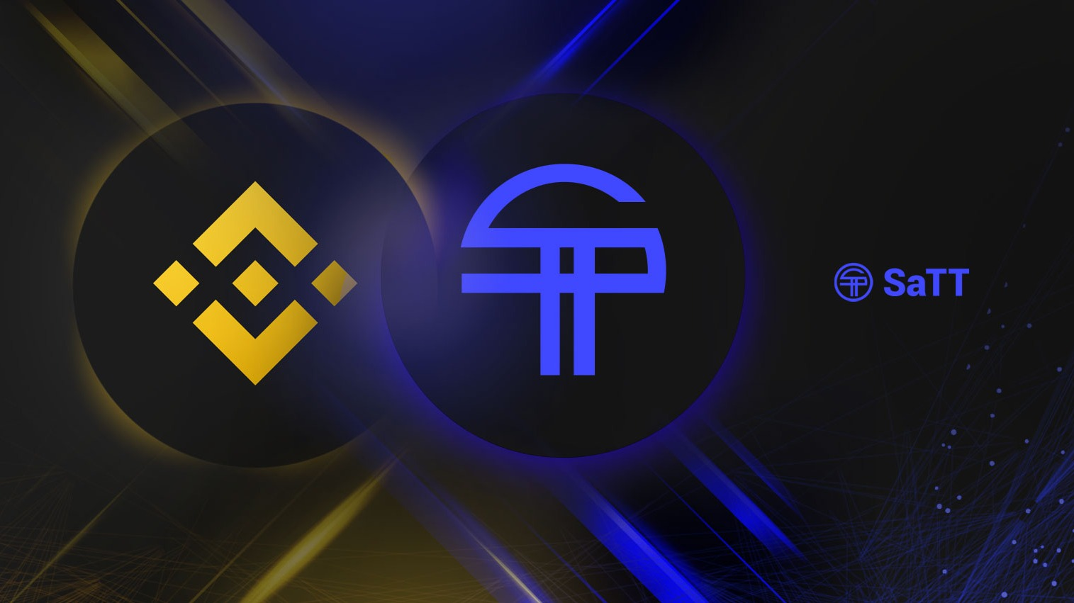 Smart Advertising token SaTT Lists on Binance DEX, 2nd decentralized exchange since Uniswap