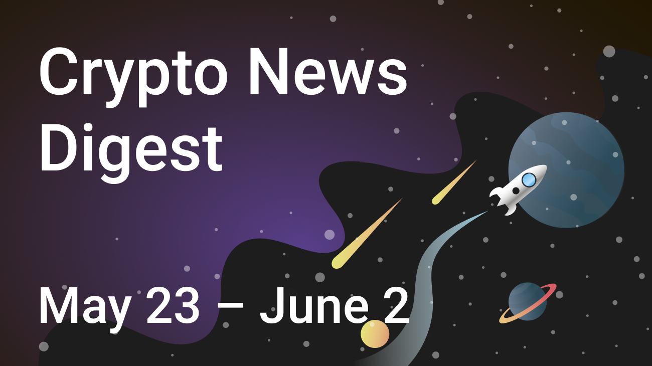 Crypto News by SwapSpace: May 2021