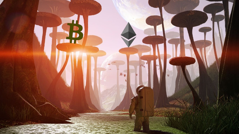 The RocketMan Turns To BitcoinMan. Where Is The World Heading To?