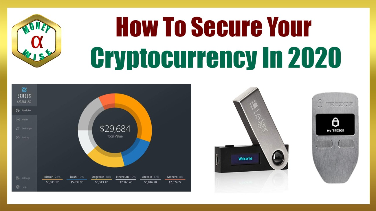 How To Secure Your Cryptocurrency In 2020