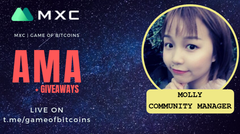 AMA Recap - MXC Exchange x Game of Bitcoins