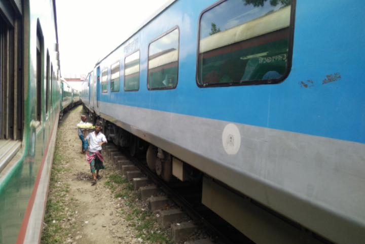 Railways are an important term in Bangladesh