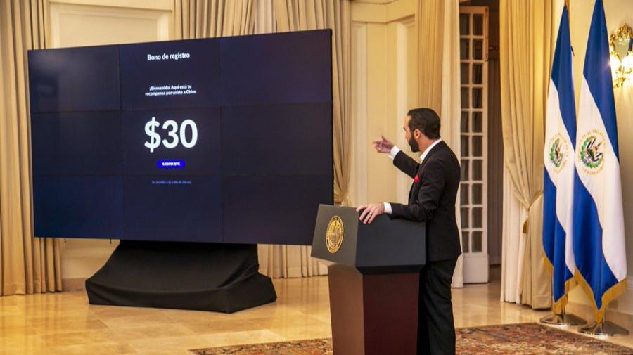 Breaking : El Salvador at 6 million Crypto Usage