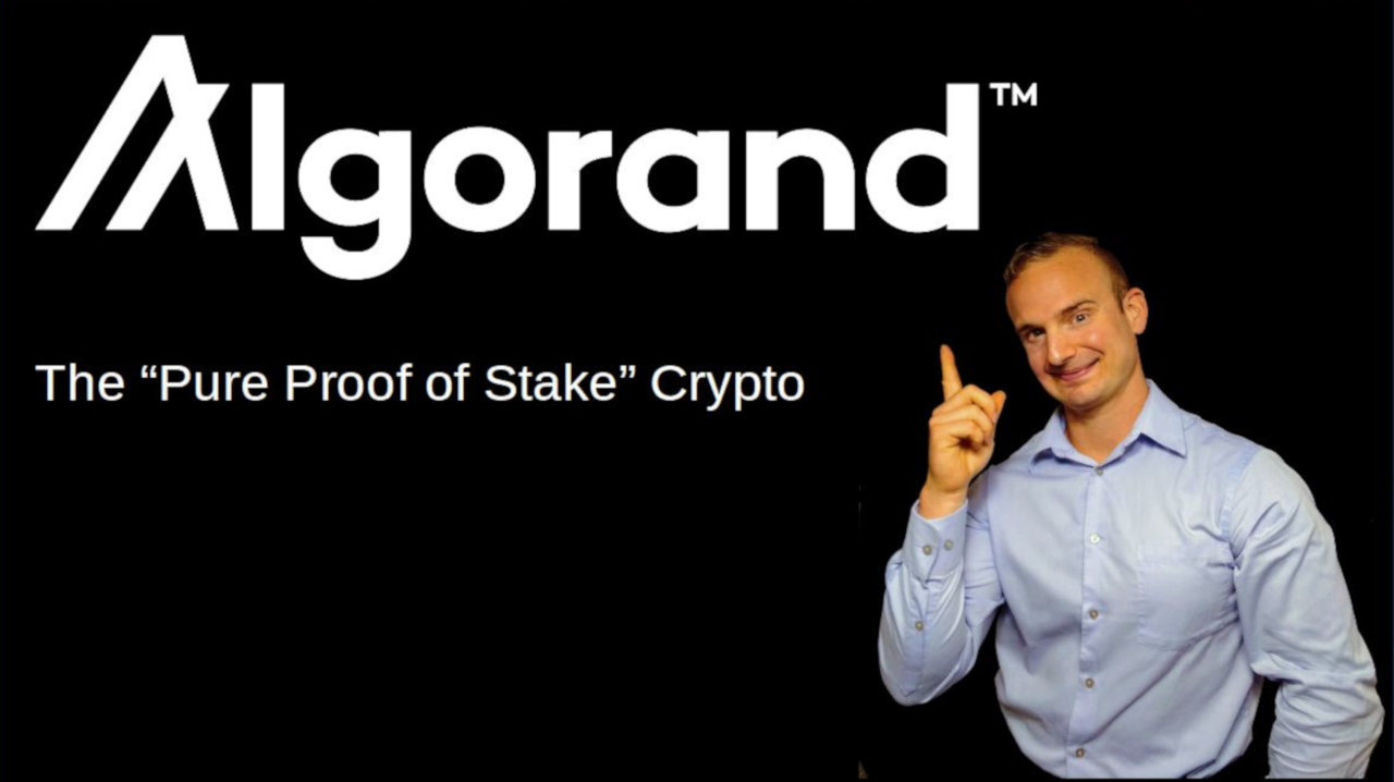 algorand cryptocurrency