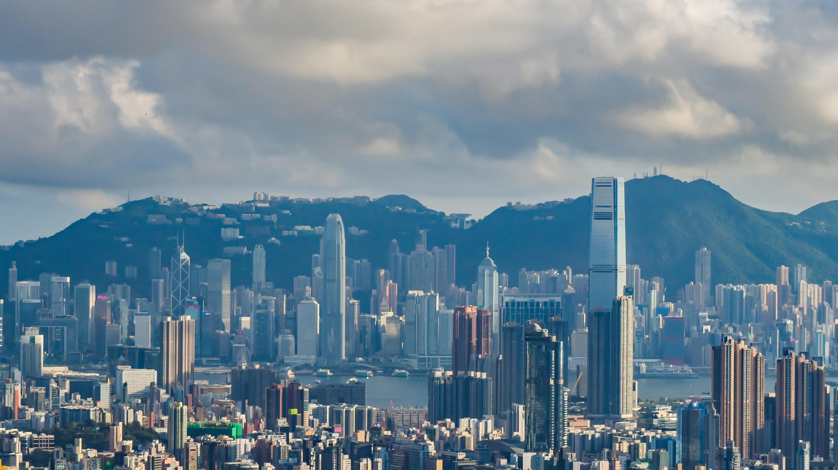 The Urban Jungle of Hong Kong