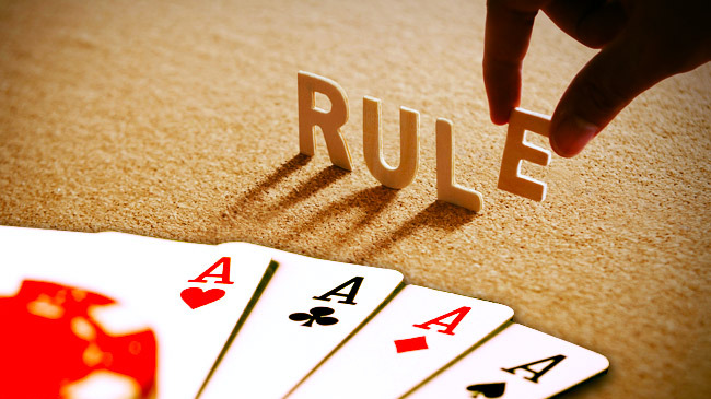 Publish Rules and guidelines