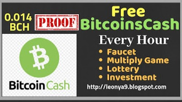 Earn BitcoinCash (BCH) every hour without any investment with ...