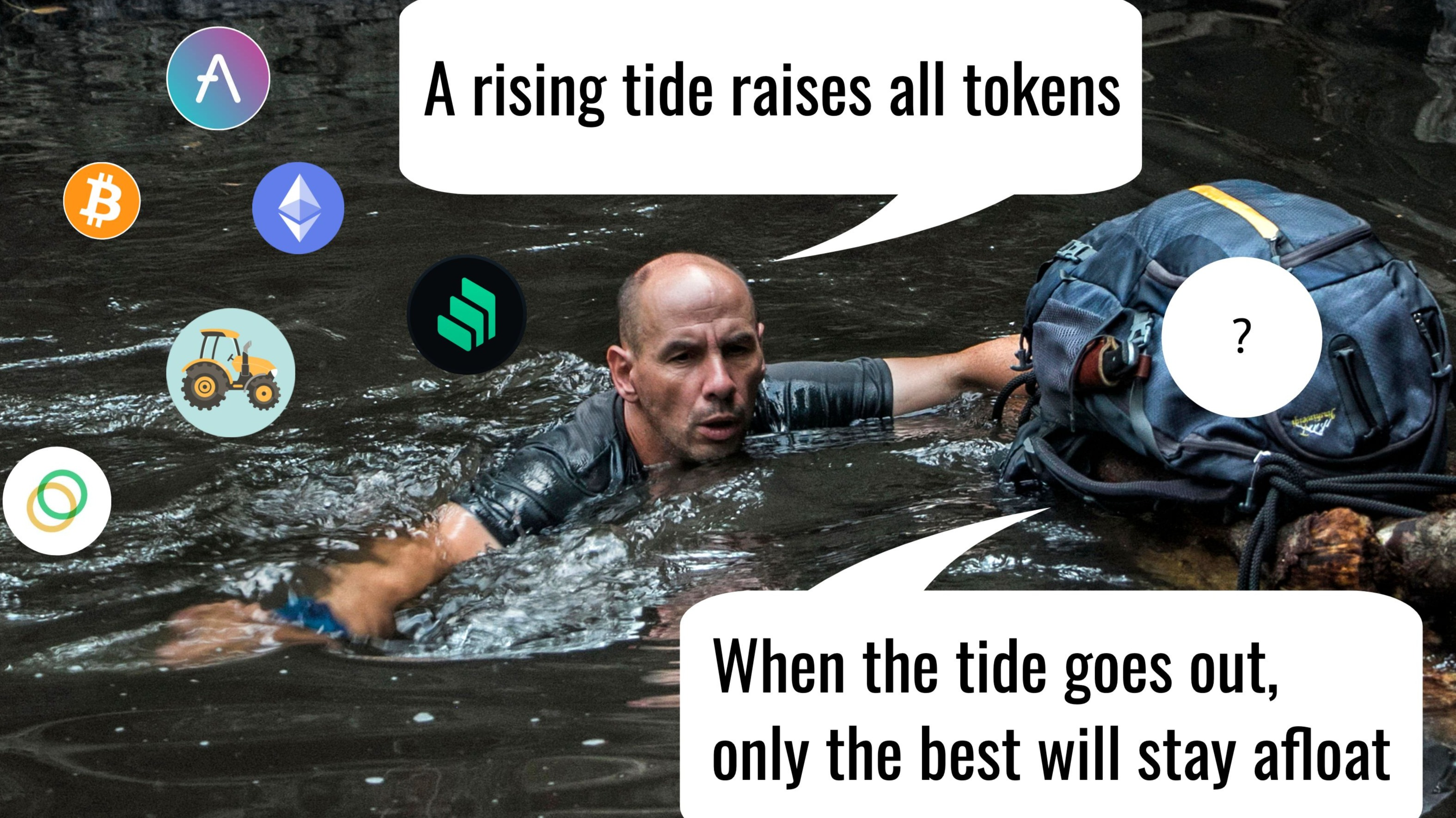 A rising tide raises all tokens