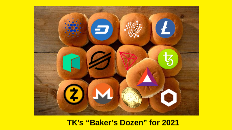 """TK's Picks for 2021 with the Best Upside in the Top 25 as """"Balancer"""" Portfolio to yield a steady return"""