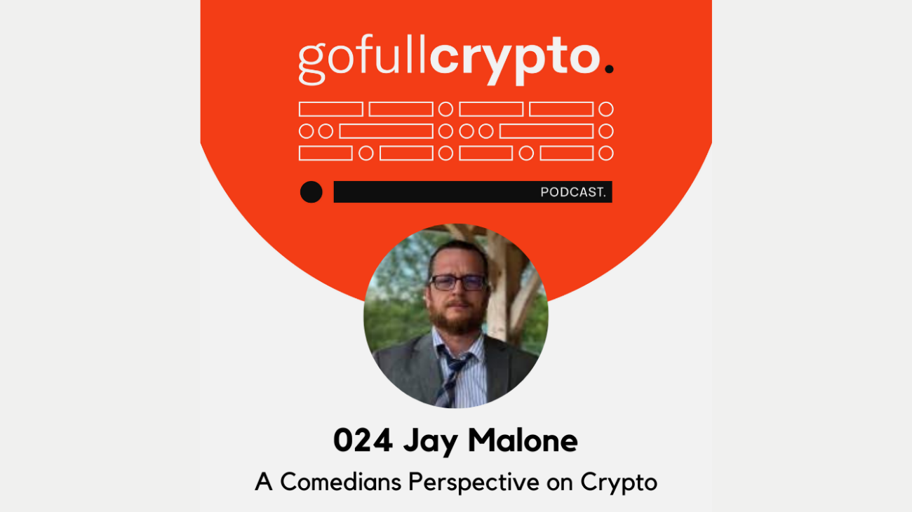 Jay Malone - Comedians perspective on Cryptocurrency