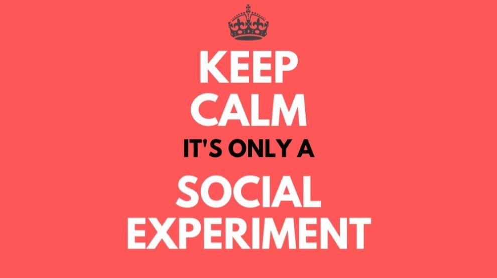 Social Experiment