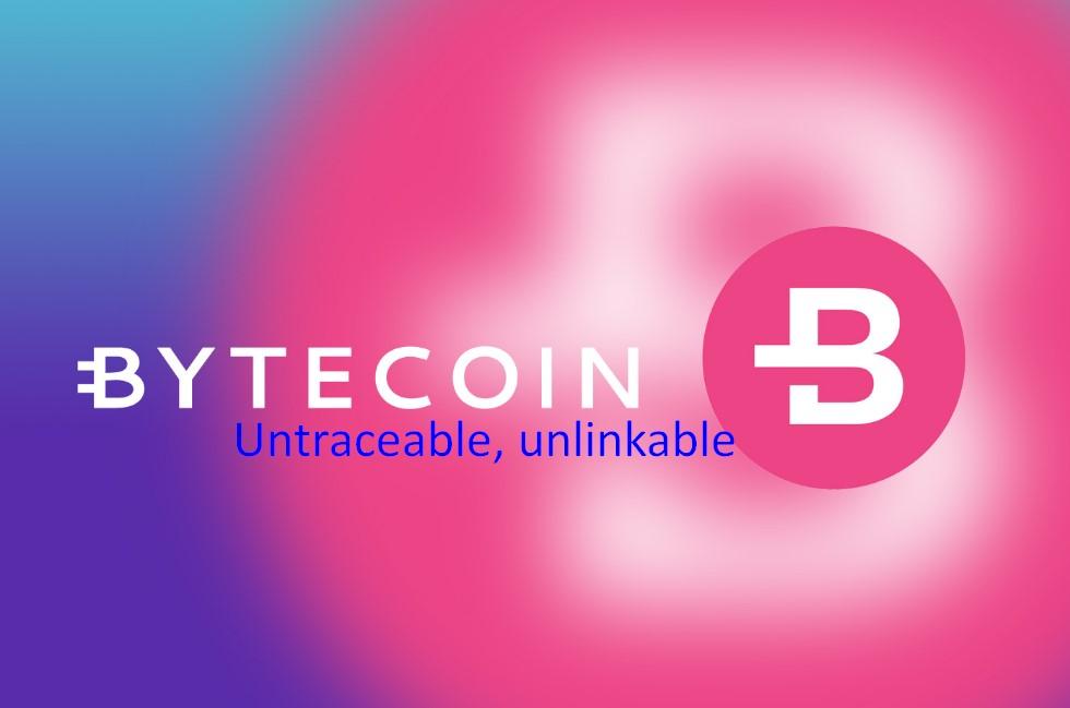 Bytecoin (BCN) - The Untraceable