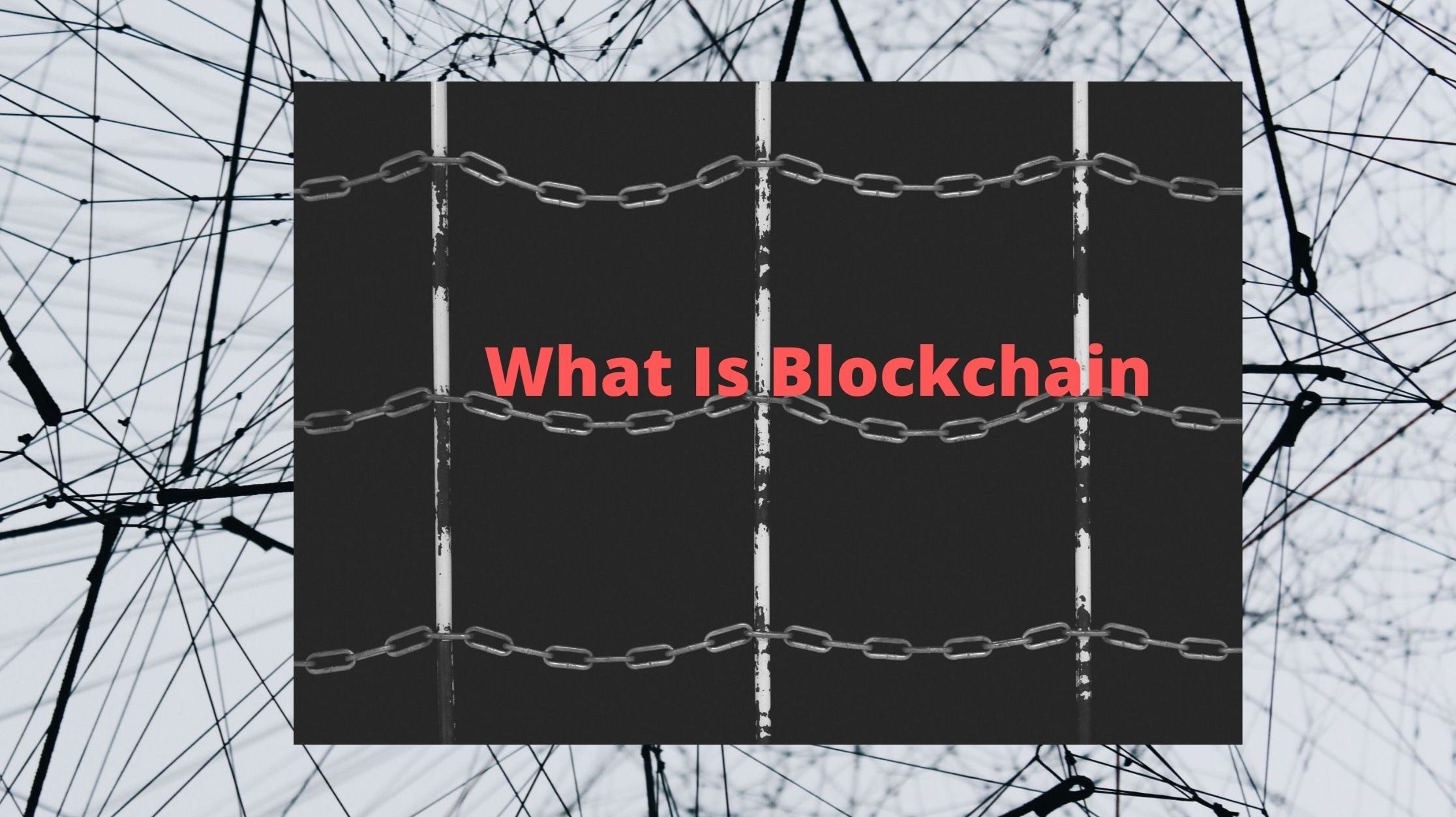 BlockChain Principle, Type & Application For Absolute Beginners