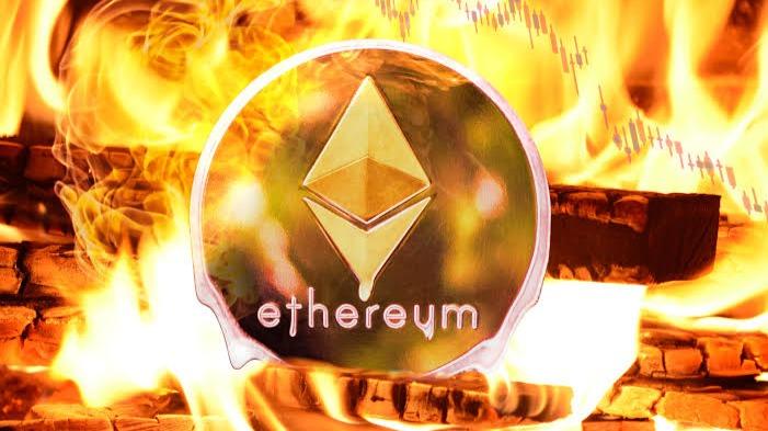 ETHEREUM BURNING!! What will happen?