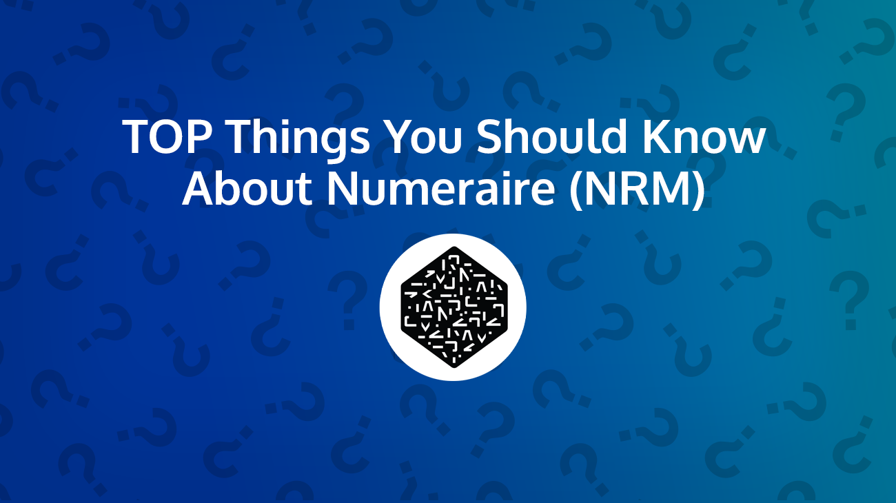Top Things You Should Know About Numerai (NMR)
