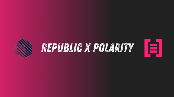 Republic Network support added to Polarity.Exchange
