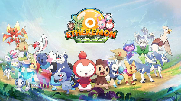 Blockchain Gaming, Pokemon meets Ethereum