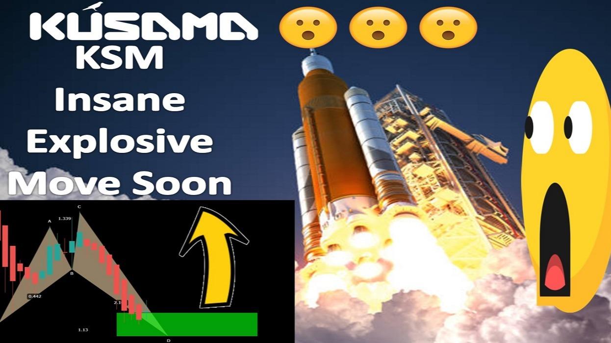 Kusama (KSM) Insane Explosive Move Soon