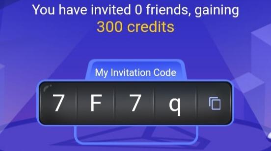 Claim 300 Credit Points