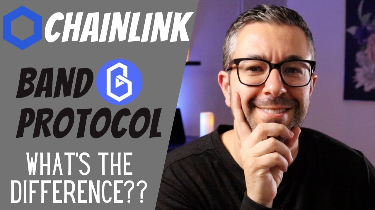 CryptoCompare LINK vs BAND What's the Best Blockchain Oracle?
