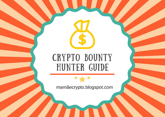 The Crypto Bounty Hunter Guide - Where to find crypto jobs