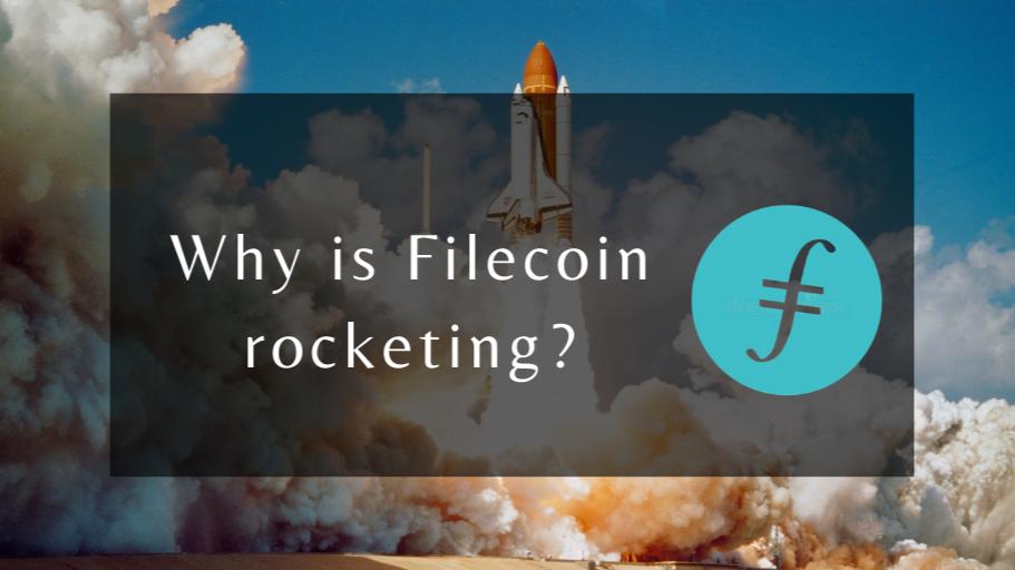 Filecoin rockets