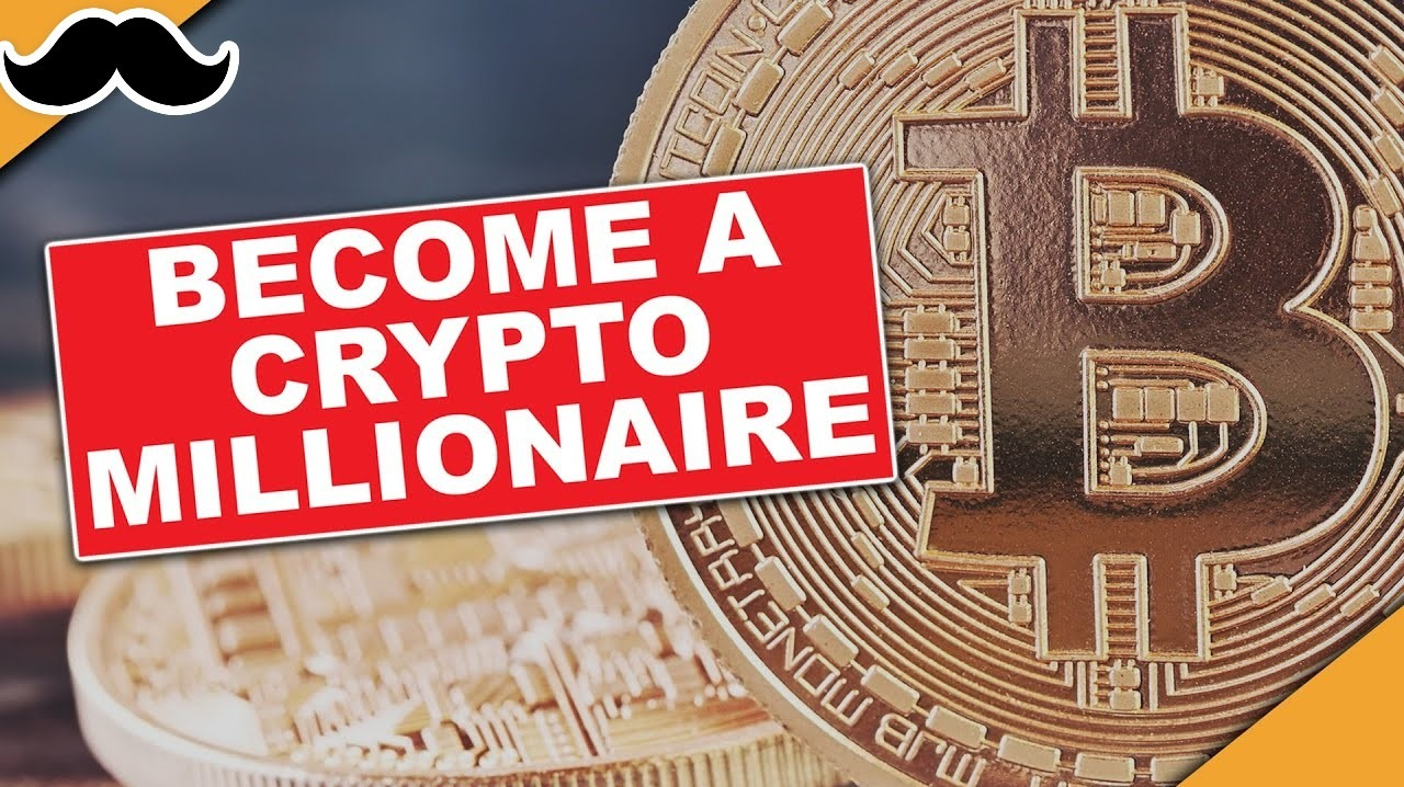 How To Be a Crypto Millionire Starting With 100$