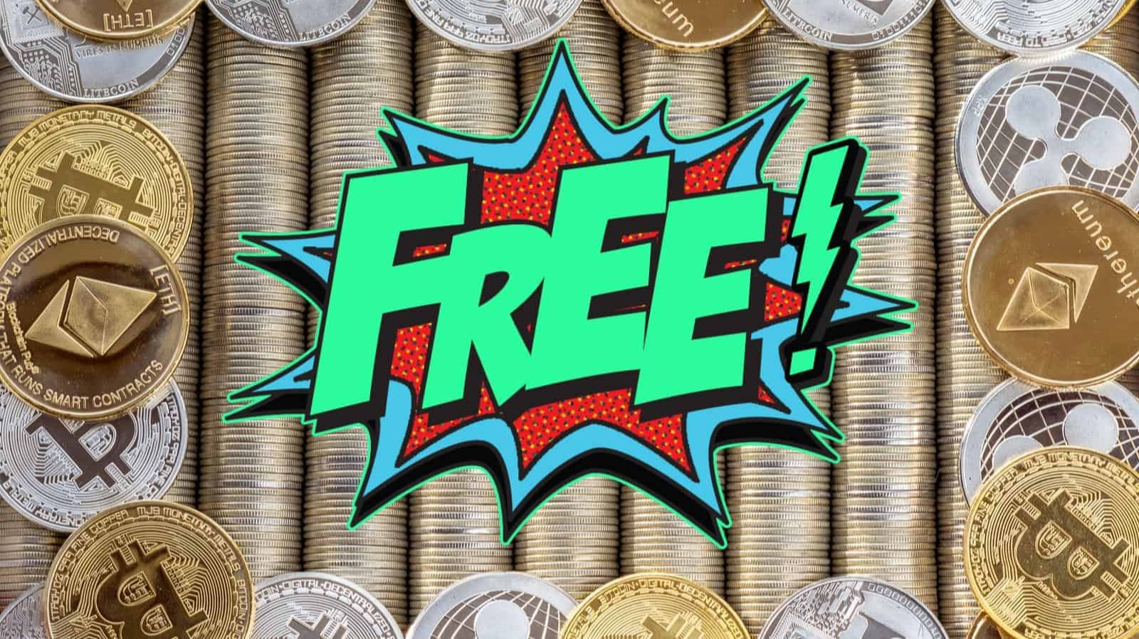 Earning Free Crypto Passively/Actively