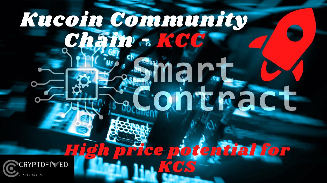 Kucoin Community Chain - KCC